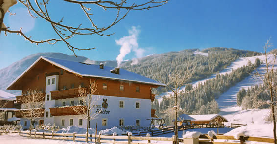 Hotel Garni Pongauerhof Flachau