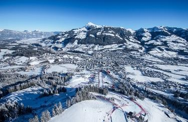 Kitzbühel Winter | © Copyright: Foto: Michael Werlberger | Kitzbühel Tourismus