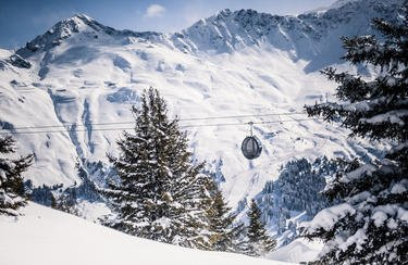 Churwalden Winter | © Lenzerheide Marketing und Support AG