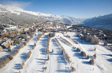 Crans-Montana Winter | © 	Denis Emery - photo-genic.ch