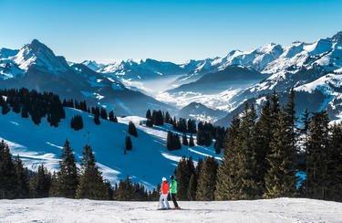 Gstaad Winter | © Gstaad Marketing GmbH