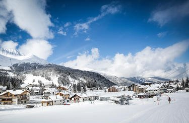 Lenzerheide Winter | © Lenzerheide Marketing und Support AG