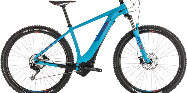 Hardtail E-Mountainbike