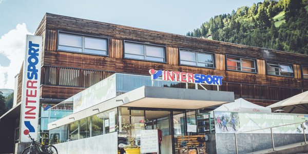 INTERSPORT Harms in der Talstation Wildkogelbahn