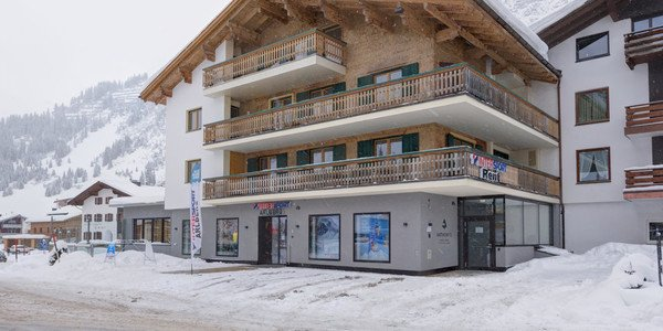 INTERSPORT Arlberg - Shop Schlosskopfbahn in Lech