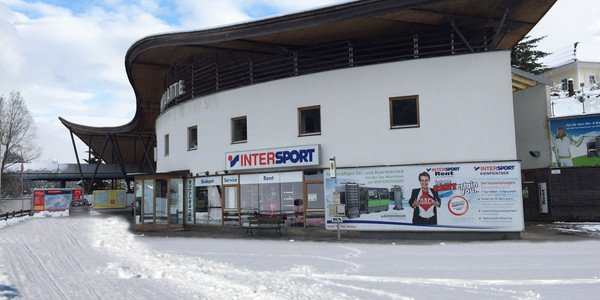 Skiverleih INTERSPORT Kienpointner Waidring