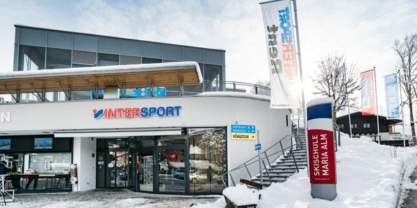 INTERSPORT Skiverleih Maria Alm Natrun Talstation