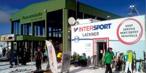 INTERSPORT Lackner Bergstation Panoramabahn