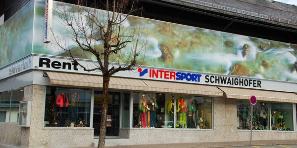Kletterausrüstung Intersport : Skiverleih bei intersport rent gosau